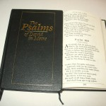 """The Psalms of David in Metre"" (Black Psalter)"